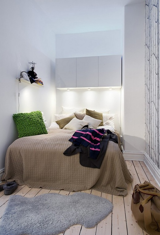 Compact Bedroom Designs 50 cozy and comfy scandinavian bedroom designs - digsdigs
