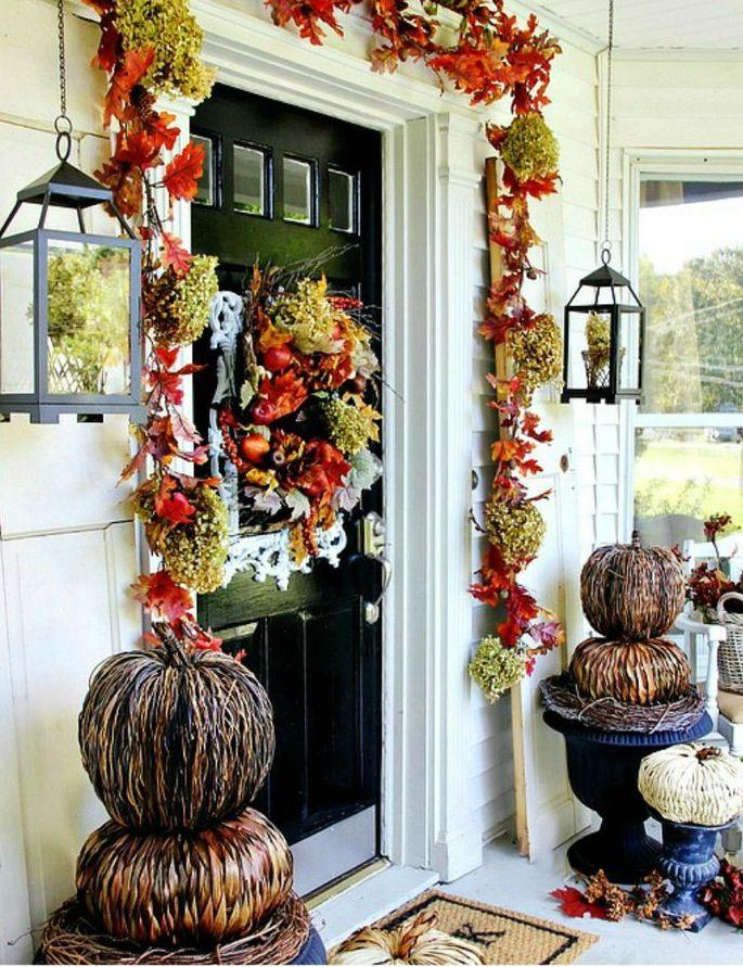 41 Cozy Thanksgiving Porch D Cor Ideas Digsdigs