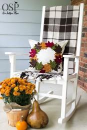Cozy Thanksgiving Porch Decor Ideas