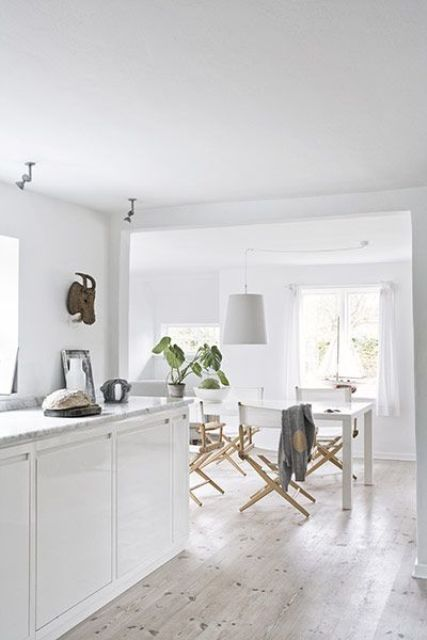 Superior Cozy Whitewashed Floors Decor Ideas