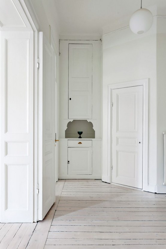 Cozy Whitewashed Floors Cor Ideas Digsdigs