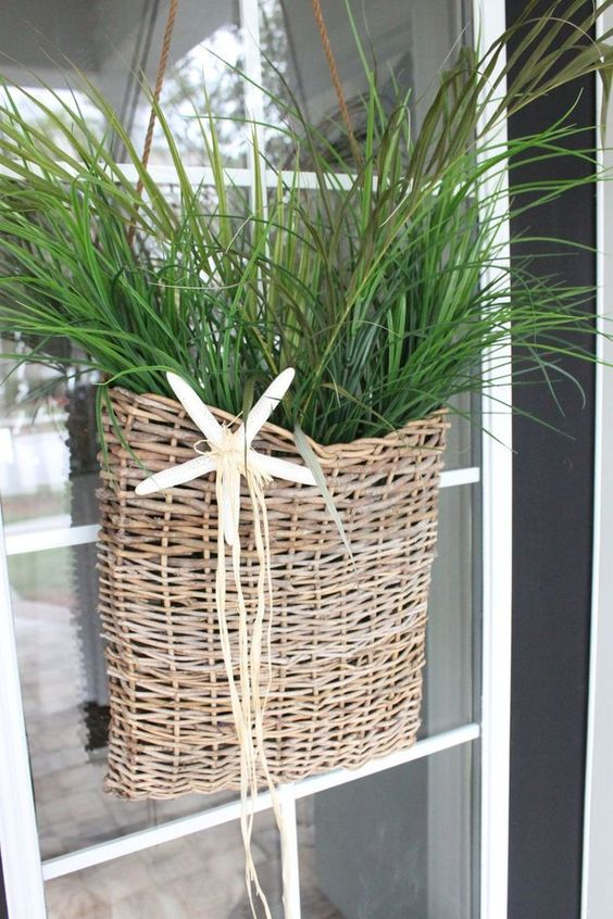 Picture Of cozy wicker touches for your home decor  30