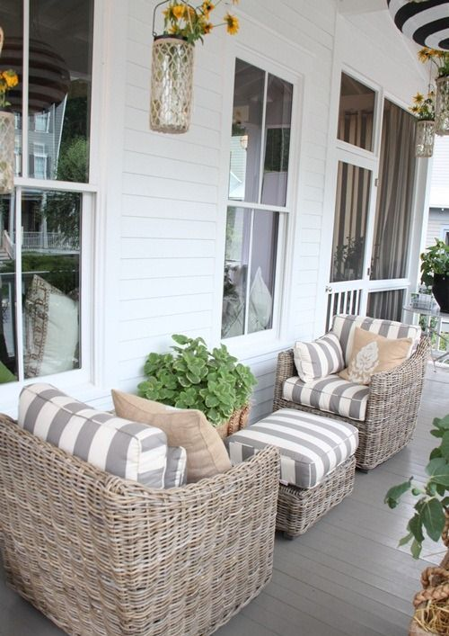 Picture Of cozy wicker touches for your home decor  37