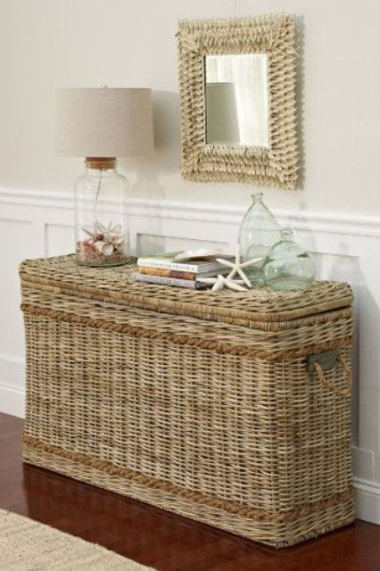 Cozy Wicker Touches For Your Home Décor
