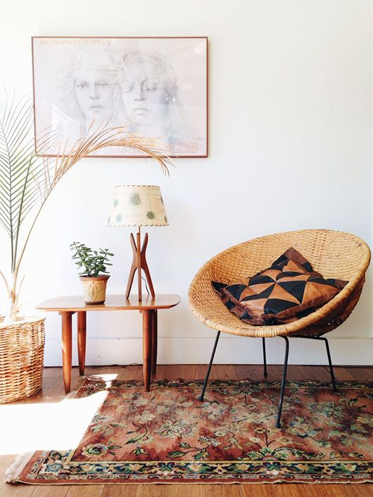 Wicker Home Decor Images