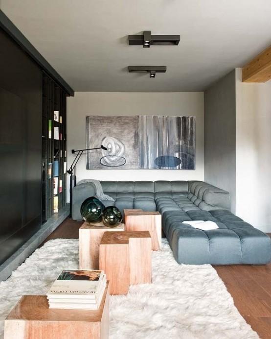 Cozy Winter House
