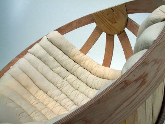 Cradle For Grown Ups And Children To Relax