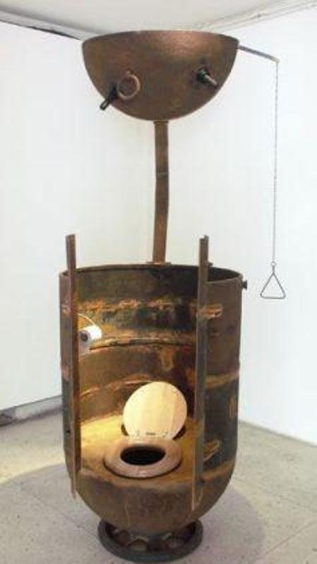 Crazy But Durable Naval Mines Furniture