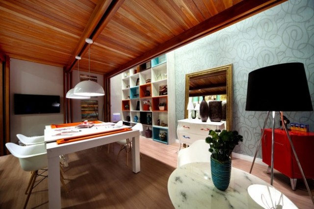 Crazy Casa Cor With Ephemereal Interior Design Digsdigs