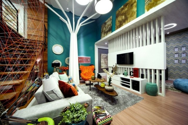 crazy casa cor with ephemereal interior design digsdigs ForCrazy Interior Designs