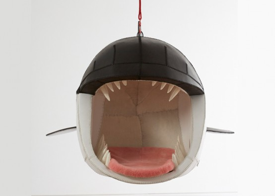 Crazy Killer Whale Shaped Chair
