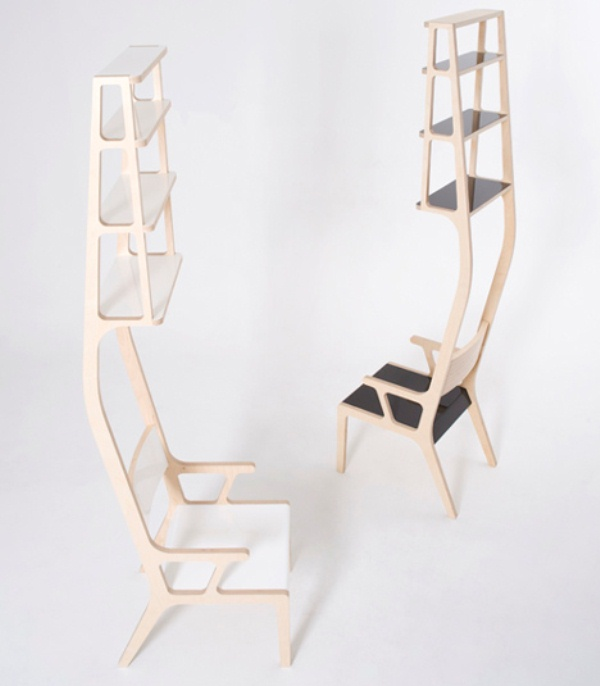 Crazy Multifunctional Doubled Objects Art Of Furniture