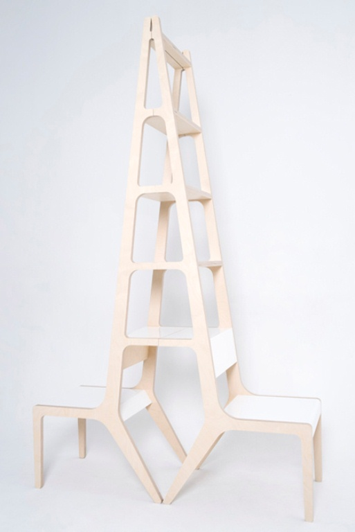 Crazy Multifunctional Doubled Objects