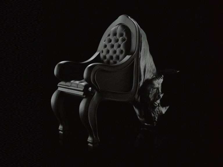 Crazy Rhino, Walrus And Octopus Chairs