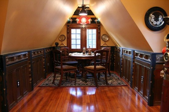 crazy-steampunk-home-offices-16-554x369 Cardboard Home Designs on wood home designs, cardboard cat castle, pallet home designs, cardboard toy boxes, tin home designs, cardboard furniture templates, bamboo home designs, cardboard furniture plans, metal home designs, cardboard dresser walmart, box home designs, plywood home designs, bookshelf designs,