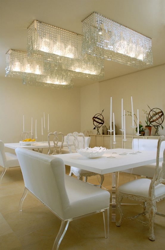 Creamy Interior Design