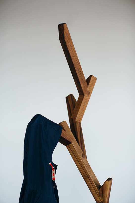 Creative And Eco Friendly Arbor Coat Stand