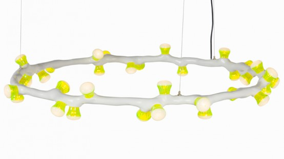 Creative And Original LED Lamps And Mirrors Collection