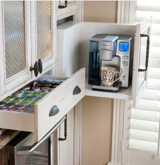 Where To Put Away Drinking Glasses In Kitchen