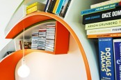 Creative Bookshelf To Sink Into The Universe Of Reading