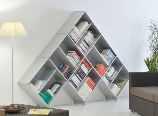 Creative Bookshelves And Bookcases