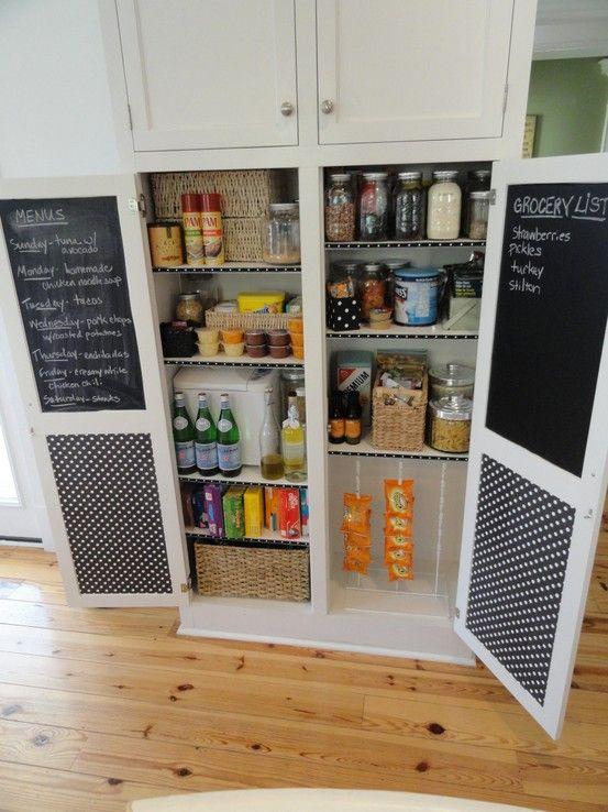 creative chalkboard ideas for kitchen decor - Chalkboard Ideas For Kitchen