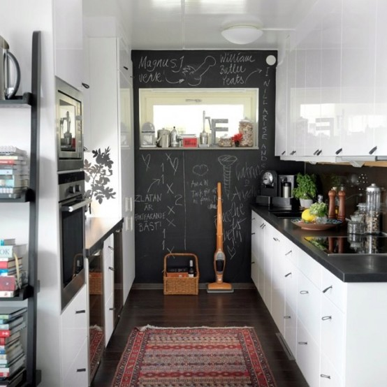35 Creative Chalkboard Ideas For Kitchen Décor