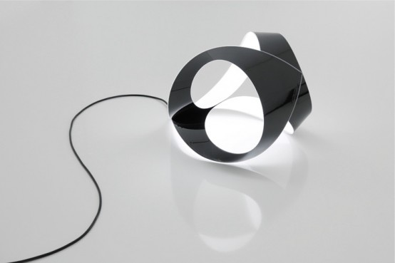 Creative Curved Lamp