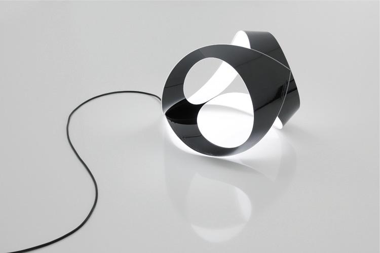 Creative Curved Lamp