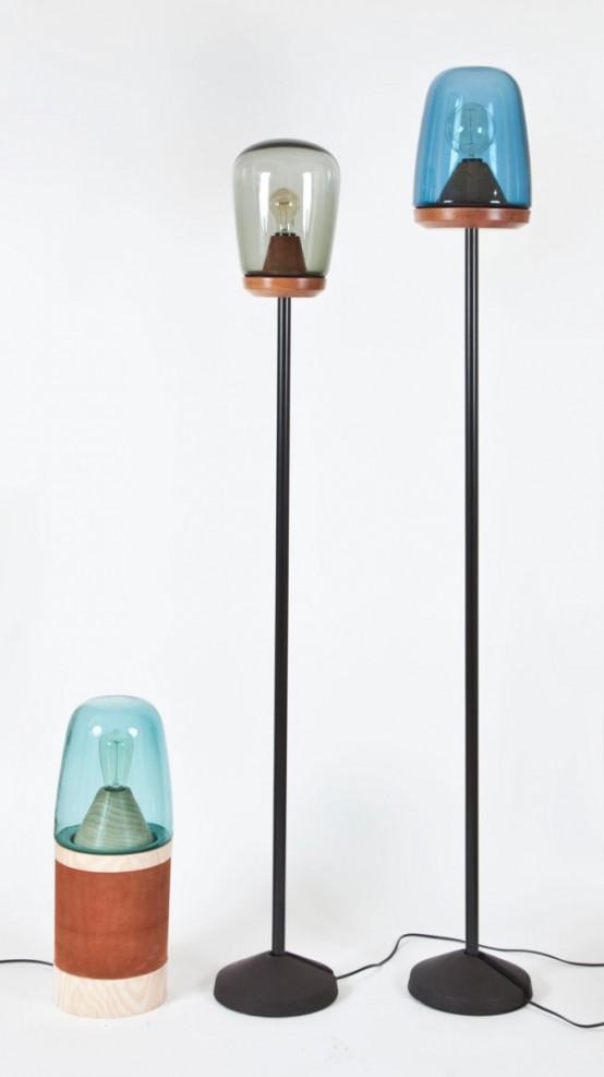 Những mẫu đèn trang trí độc đáo và đẹp (2)
