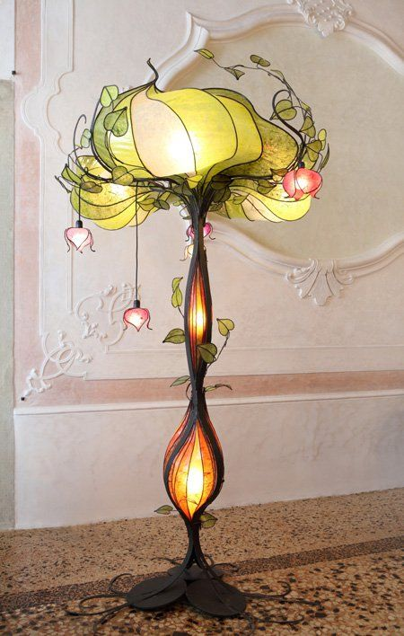 Creative Floor Lamp Designs Digsdigs