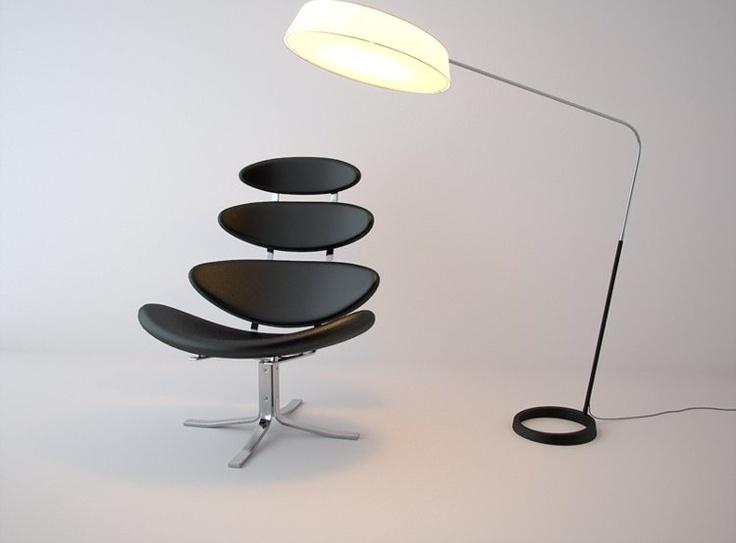 Creative Floor Lamp Designs