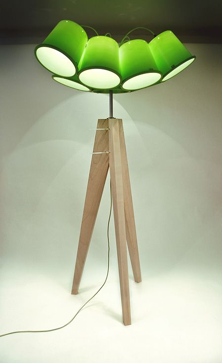 Creative Floor Lamp Designs