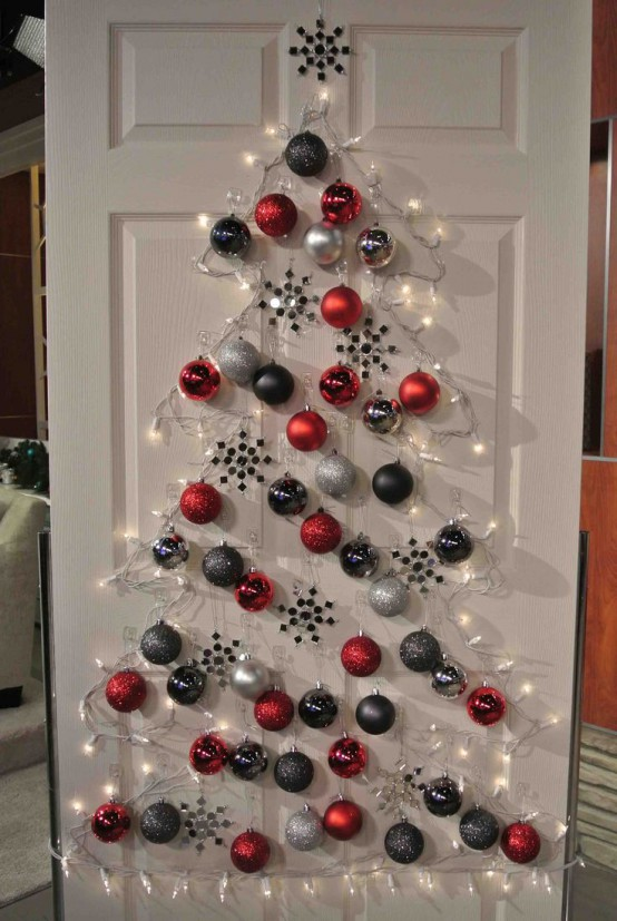 creative hristmas decor ideas for small spaces - Small Decorations For Christmas