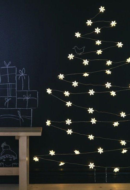Creative Hristmas Decor Ideas For Small Spaces