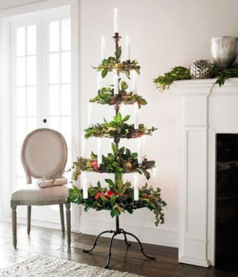 Creative Hristmas Decor Ideas For Small Spaces