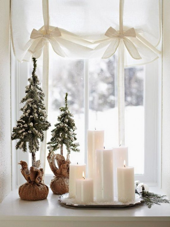 Nice Holiday Decorating Ideas For Small Spaces Part - 5: Creative Hristmas Decor Ideas For Small Spaces