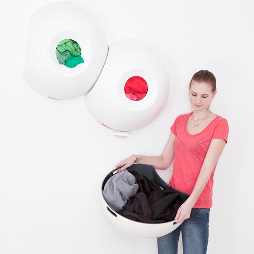 Creative Laundry Basket