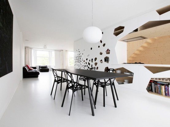 Creative and Minimalist Apartment Interior Design – Home 07 by i29