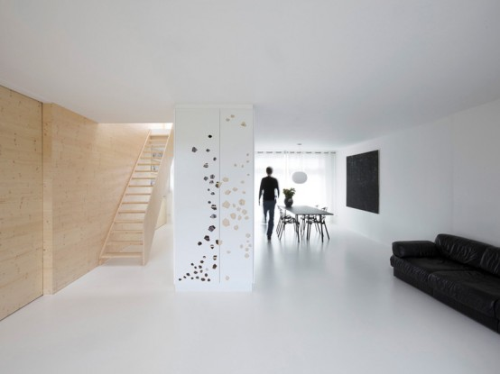 Creative Minimalist Apartment Interior Design