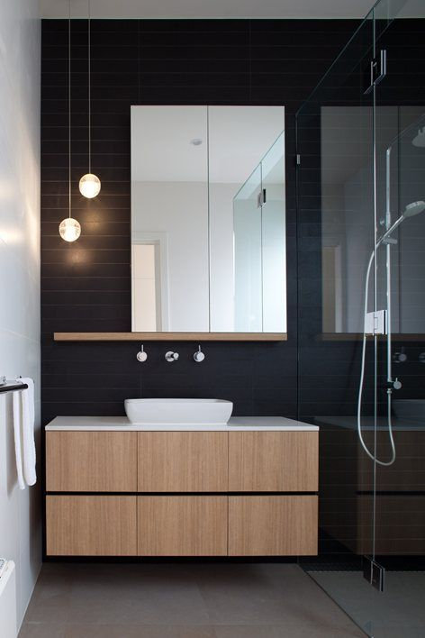 43 Creative Modern Bathroom Lights Ideas You