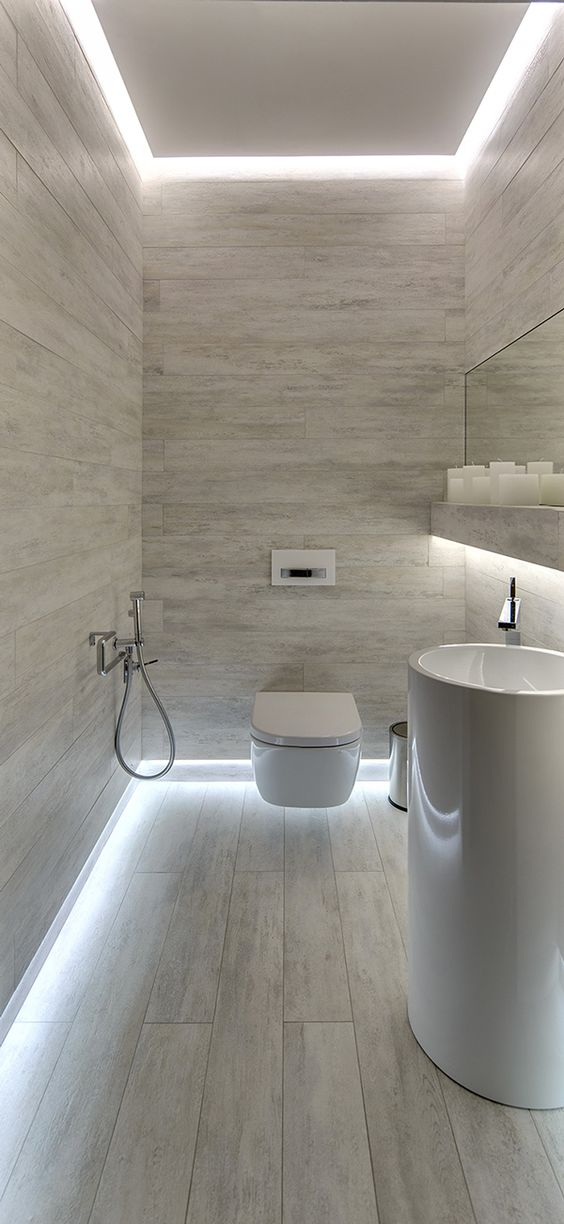 Luxury Creative Modern Bathroom Lights Ideas You ull Love