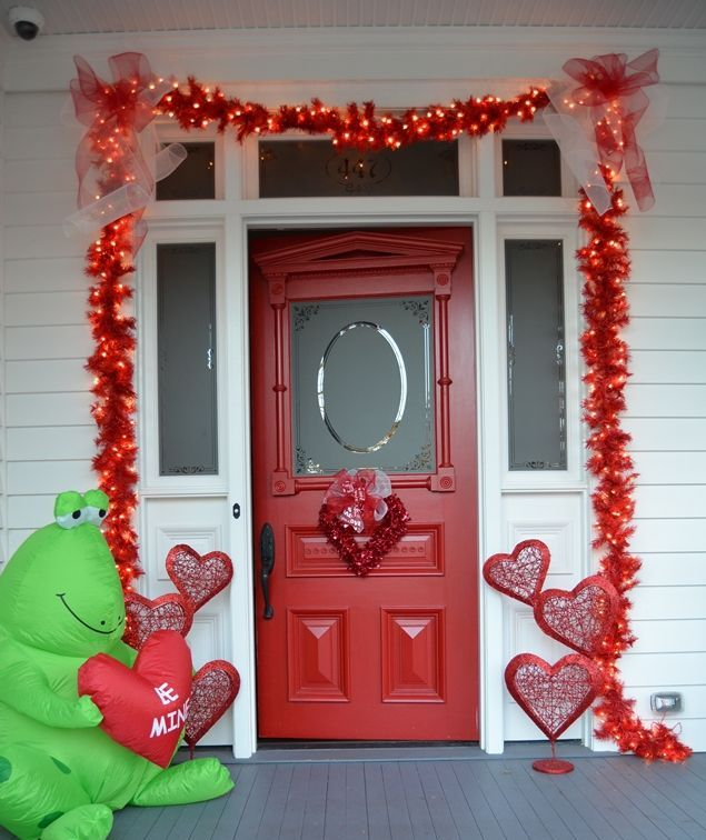 25 Valentines Decorations: 25 Creative Outdoor Valentine Décor Ideas