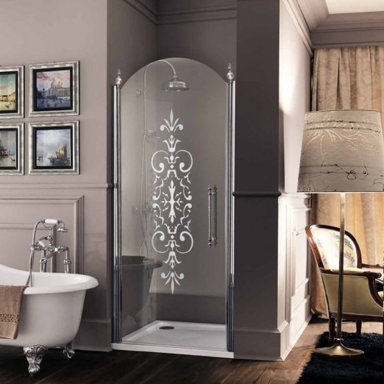 Lovely Images For Small Bathroom Designs Tall Marble Bathroom Flooring Pros And Cons Flat Bath Step Stool Seen Tv Big Bathroom Wall Mirrors Youthful Master Bath Tile Design Ideas GreenBathtub Ceramic Paint 21 Creative Glass Shower Doors Designs For Bathrooms   DigsDigs