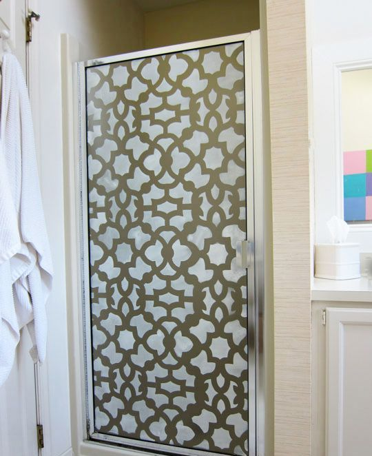 Creative Shower Doors Designs For Bathrooms