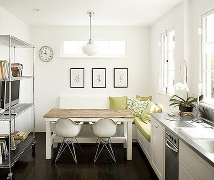 kitchen design with table 45 creative small kitchen design ideas digsdigs 853