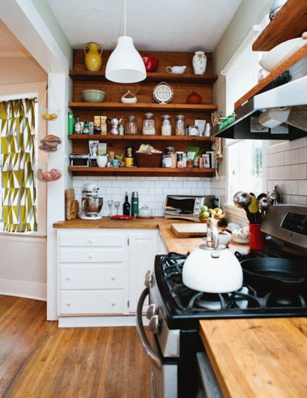 creative small kitchen ideas digsdigs
