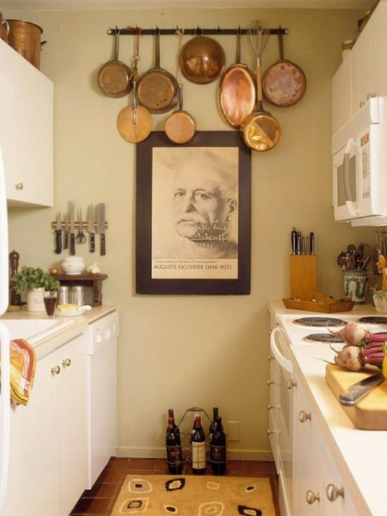 45 Creative Small Kitchen Design IdeasDigsDigs