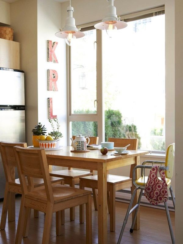 kitchen table ideas for small kitchens