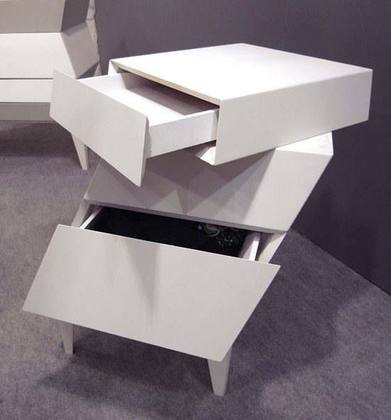 Modern And Creative Storage System With Hidden